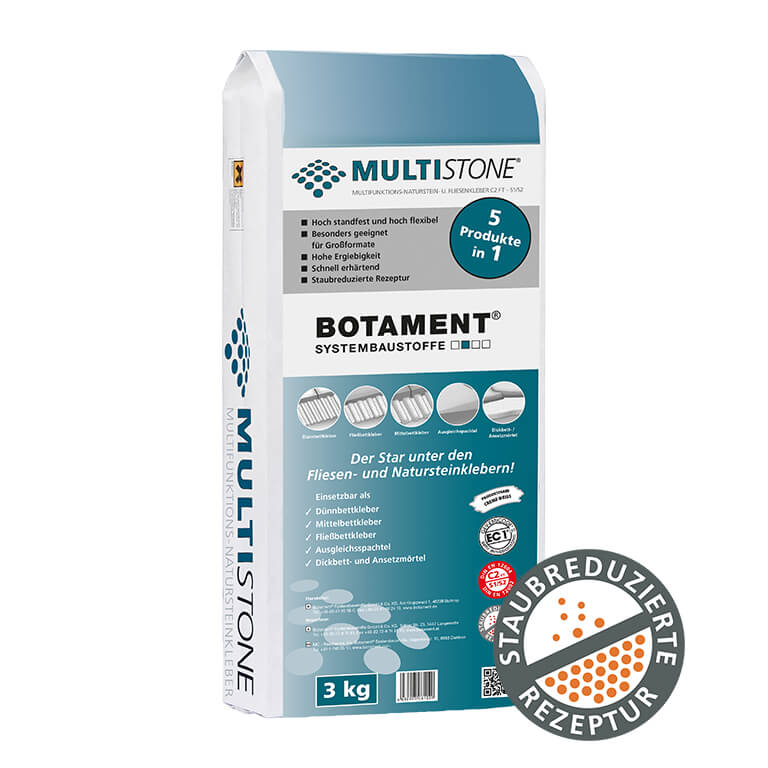 MULTISTONE Multi-functional Tile and Natural Stone Adhesive